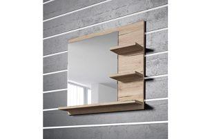 Koupelnové zrcadlo s policemi Kirsty 1