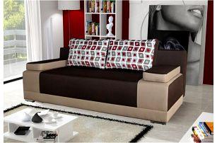Líbivý design a kvalitní zpracování pohovky STRAKOŠ Rymini 05