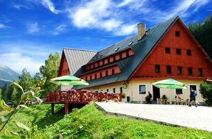 3 až 6denní wellness pobyt pro 2 s polopenzí v hotelu Alpina v Krkonoších