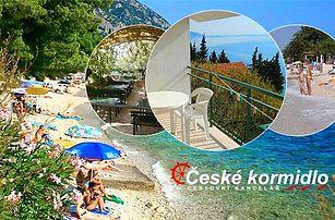 8–10denní Chorvatsko (Brist) | DÍTĚ ZDARMA | Pláž vzdálena 30 m | Villa Jelena*** | Polopenze | Autobus nebo vlastní doprava