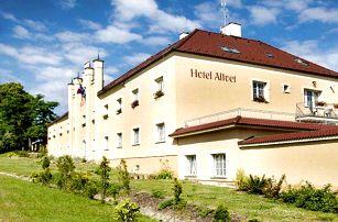 3 až 4denní romantický pobyt se saunou pro 2 osoby v hotelu Allvet*** u Brna