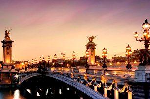 Paříž a Versailles: 5denní zájezd vč. ubytování