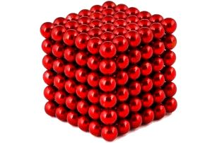 Neocube 5mm Exclusive - červená
