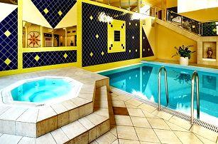 3–4denní pobyt s wellness a polopenzí v TOP HOTELU Praha**** pro dva