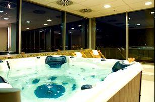 4* hotel v Budapešti s neomezeným vstupem do wellness a fitness