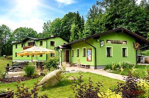 3 až 7denní pobyt v penzionu Sněženka v Jizerských horách pro dva nebo 4člennou rodinu