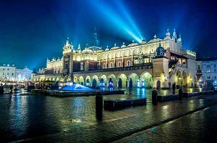 Zájezd do Osvětimi a Krakova pro 1 osobu