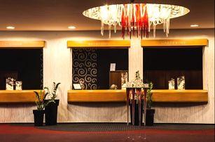 Hotel Morris**** Nový Bor na 3 nebo 5 dní pro dva s polopenzí + sauna, vířivka a procedury