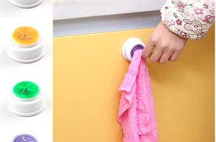 Držák ručníků Clip