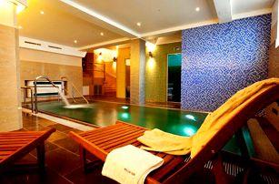 Luxusní wellness pobyt v Relax Inn v Praze