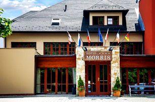 3denní dámská wellness jízda pro 2 v Mariánských Lázních v Golf Hotelu Morris