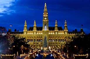 Adventní Vídeň a Primark, 17/12/2016: zájezd za poznáním a nákupy pro 1 osobu busem z Brna