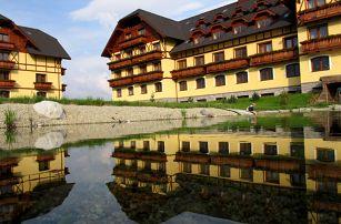 Vysoké Tatry na 4 dny pro dva v apartmánu Veľká Lomnica se slevou na aquapark a skipasy