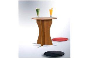 Konferenční stolek kulatý René