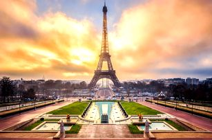5denní zájezd do krásné Paříže