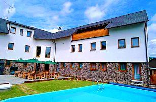 Apartmán na Dolní Moravě v Jeseníkách s polopenzí pro DVA až ŠEST