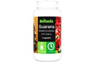 Guarana extrakt ze semínek 22%