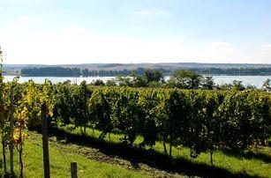 Lednicko-valtický areál, Morava: 3denní vinařský pobyt pro dva + polopenze, degustace a bazén