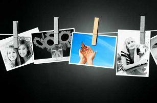 Fotomagnetky na lednici s vaší fotografií