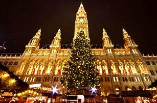 Celodenní zájezd pro 1 na adventní trhy ve Vídni s návštěvou Primarku