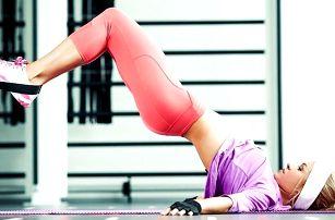 Zpět do formy - 4týdenní fitness kurz