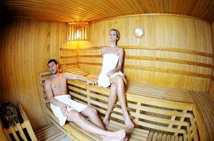 Exkluzivní wellness v hotelu Harrachovka