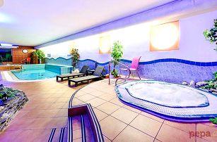 3denní wellness pobyt pro 2 s polopenzí v hotelu Synot na Slovácku