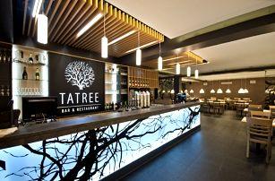 Vysoké Tatry, luxusní resort Tatragolf: 3 nebo 7 dní pro dva v apartmánu + sleva do Aquacity Poprad