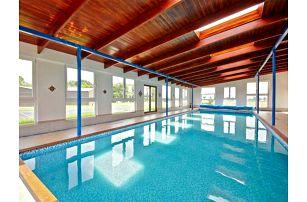 Odpočinek v Oáza Resortu s wellness pro dva