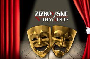 Představení v Žižkovském divadle s 40% slevou