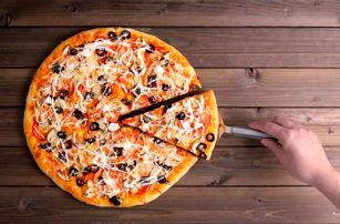 50% sleva na pizzu v Pizzerii Il Pomodoro v OC Novodvorská