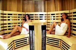 5 denní relaxační pobyt v penzionu Eland