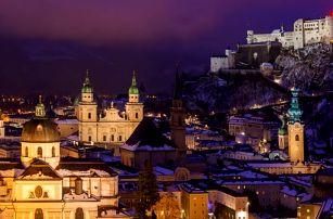 Rakousko - Salzburg, 21.12.2016: výlet pro 1 osobu na rej čertů a vánoční trhy z Prahy
