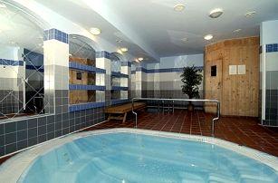 Špindlerův Mlýn na 3 nebo 6 dní pro dva s polopenzí v Hotelu Zátiší***+ hodina wellness