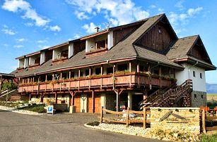 3 až 6denní pobyt s polopenzí pro 2 osoby v hotelu Rendez-Vous na Liptově u Tatralandie