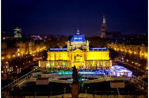 Adventní Záhřeb, Slovinsko a Rakousko + vstup do termálů: 3denní zájezd pro 1 osobu