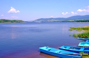 Pobyt u Lipna pro DVA na 3 dny s polopenzí a ubytováním blízko přehrady