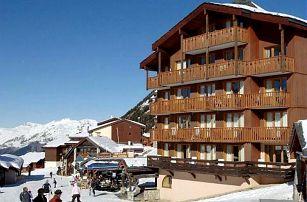 Francie - Francouzské Alpy na 11 dní, bez stravy s dopravou vlastní