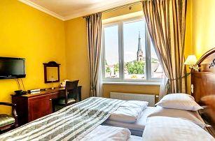 2 až 6denní pobyt pro 2 se snídaněmi v hotelu Giovanni Giacomo v Teplicích