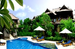 Bali - Sanur na 8 až 10 dní, polopenze nebo snídaně s dopravou letecky z Prahy
