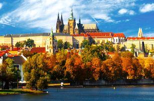 Pohodový pobyt v Praze pro 2 se snídaní