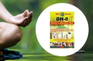 Detox Healing Pads DH-8 - 16ks