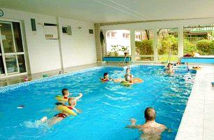 3–6denní pobyt s polopenzí a bazénem pro dva nedaleko Tábora v Parkhotelu Mozolov