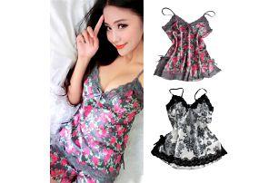 Romantické dámské pyžamo Mia
