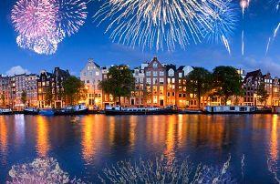 4denní zájezd do Holandska s oslavou silvestra v Amsterdamu pro 1 osobu