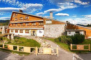 3–5denní wellness pobyt s polopenzí pro 2 v Beskydech ve Spa resortu Bahenec***