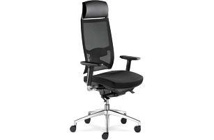Kancelářská vysoká židle Darina - DOPRAVA ZDARMA!
