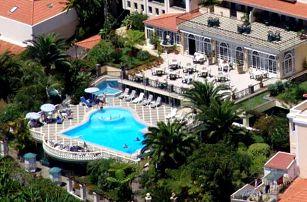 Madeira - Funchal na 8 až 15 dní, polopenze nebo snídaně s dopravou vídeň nebo letecky z Prahy