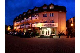 Luxusní dámská jízda s wellness v hotelu Morris