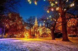 Adventní Vídeň, 1denní zájezd na vánoční trhy pro 1 osobu z Prahy či Brna